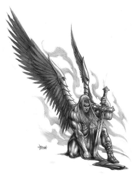warrior angel tattoo designs ideas warriors s warriors