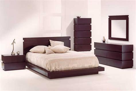 Modern designer bedroom suite
