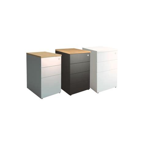 caisson metallique de bureau caisson de bureau m 233 tallique p 80cm lemondedubureau