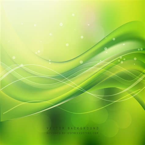 background design green and yellow yellow and green wave background www pixshark com