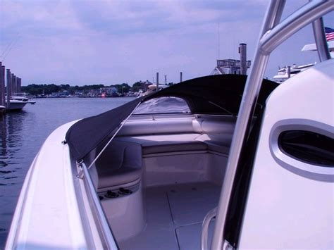 bow dodger boat bow dodger options alternatives the hull truth boating