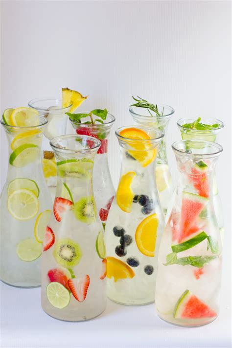 Infuse Water Jug 8 infused water combos to keep you hydrated wholefully
