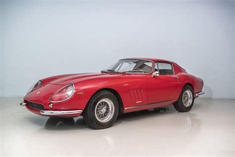 ferrari prototype ferrari 275 gtb 4 factory prototype heads to auction with