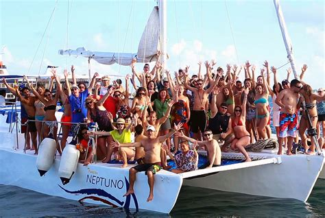 catamaran booze cruise lloret de mar the excursions of recess mexico 2017 featuring the