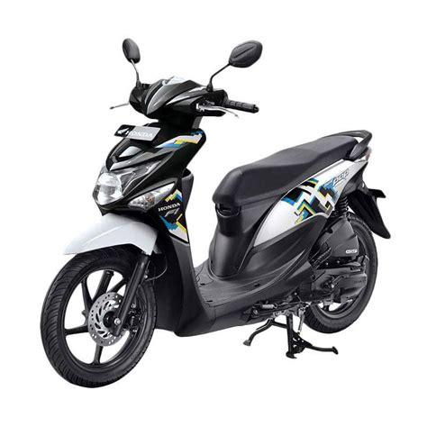Cover Motor Honda New Beat Pop Cbs Iss Pixel Berkualitas jual honda all new beat esp fi pop pixel cbs iss sepeda motor harmony black white