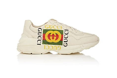 New New New Gucci 8 gucci joins the shoe bandwagon with the new apollo silhouette