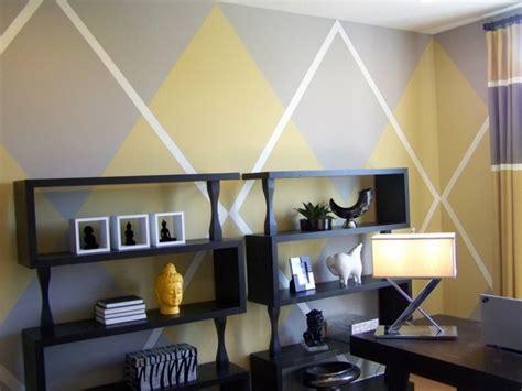 Farbige Wände Richtig Streichen by W 228 Nde Mit Farbe Gestalten Ideen