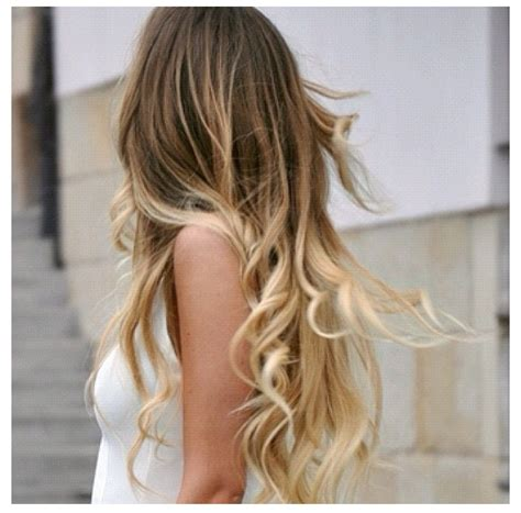 ombre dirty blonde to brown images fashion femme terrific tresses ombre