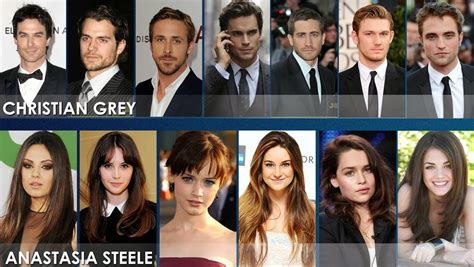 cast of fifty shades of grey release june 2013 be willed