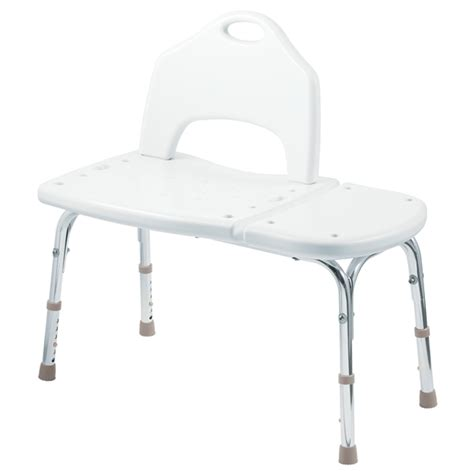 bathtub transfer benches moen 174 tool free transfer bench bathtub and shower