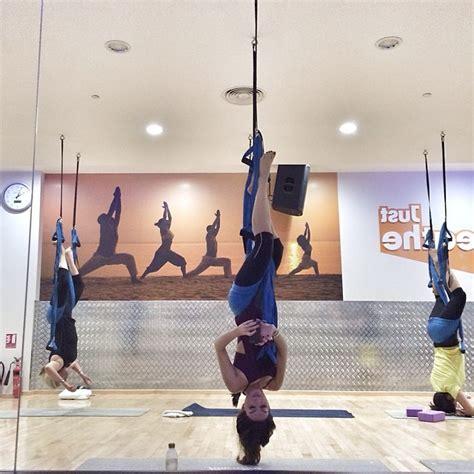 swing yoga classes fitness choice swing yoga at fitness first dubai