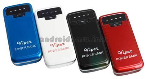 Power Bank Polytron harga dan spesifikasi power bank viper v62