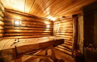 Log Cabin Home Designs What You Need To Know About Saunas And Sweating To Best