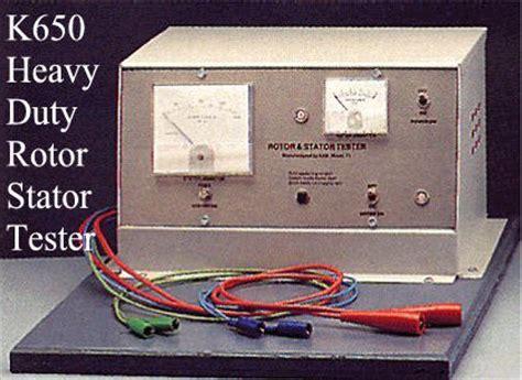 alternator diode stator rotor tester 28 images used alternator jury rigged alternators