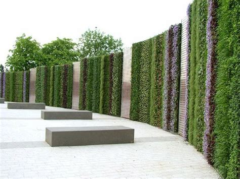 green garden walls 17 best images about green walls on green walls singapore and blanc
