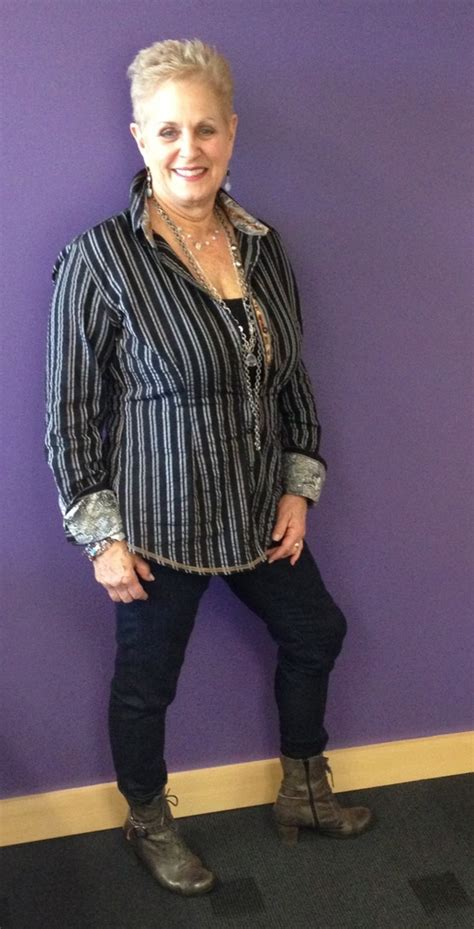 womans clothing 60 yrs old style tips for 60 somethings photos huffpost