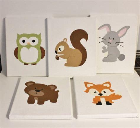12 Best Images About Nursery Ideas On Pinterest Baby Woodland Creatures Nursery Decor