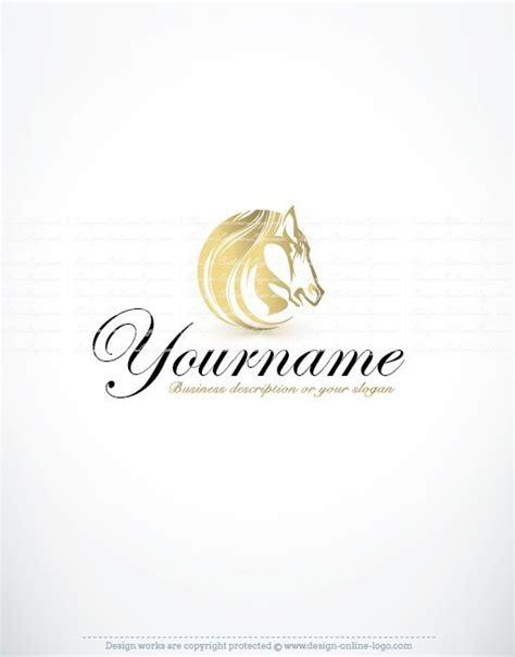 free logo design horse horse logo designs