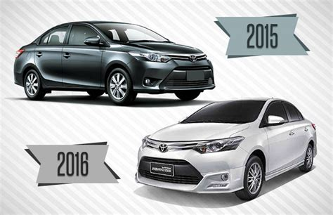 Toyota Vios Philippines New Engine New Variant How 2016 Toyota Vios
