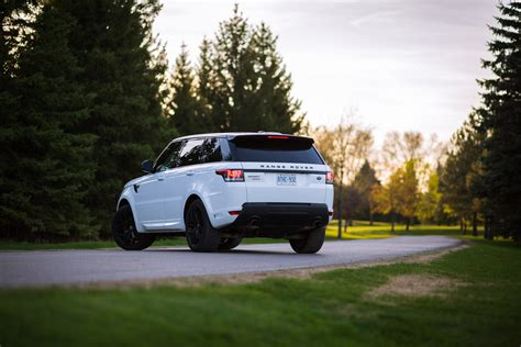 jeep land rover 2015 review 2015 range rover sport canadian auto review