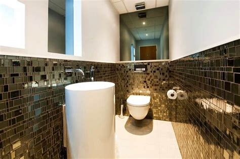 half bathroom tile ideas small half bathroom tile ideas