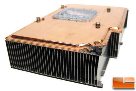 vapor chamber gpu cpu heat set nvidia geforce gtx 580 gf110 fermi video card review