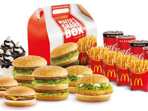 mc cuisine en nouvelle z 233 lande mcdonald s propose une grosse box 224