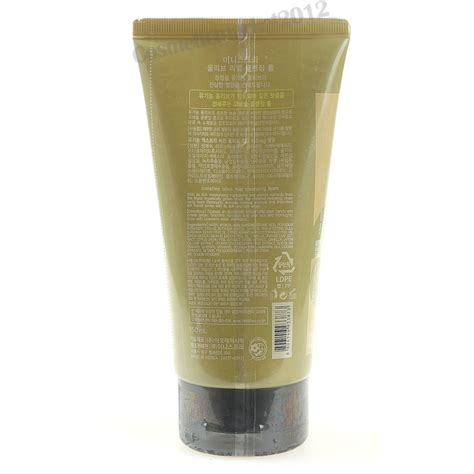 innisfree olive real cleansing foam 150ml free gifts ebay