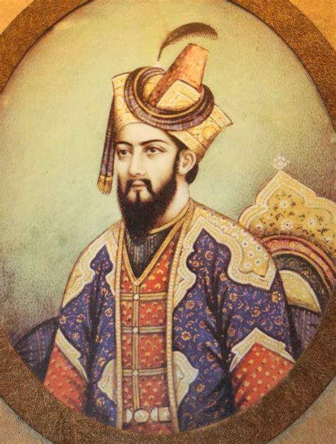 biography of mughal emperor muhammad shah biography of zahiruddin muhammad babur