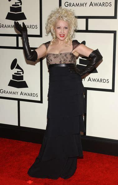 Grammy Awards Cyndi Lauper by Cyndi Lauper In 50th Annual Grammy Awards Zimbio