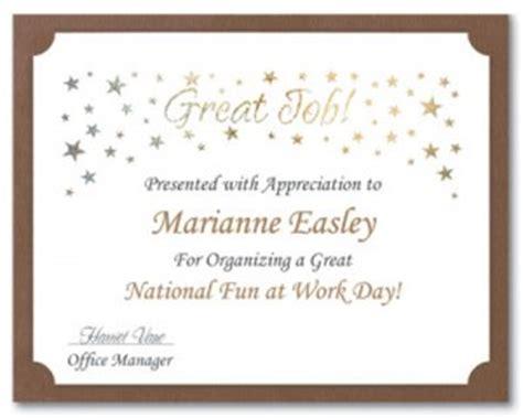 great job certificates easy certificate layout designs paperdirect blog