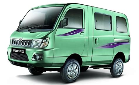 price of mahindra car mahindra supro price in india images mileage features