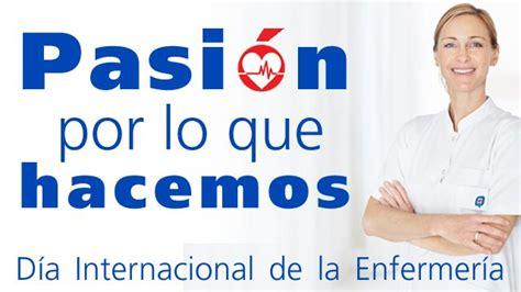 imagenes feliz dia del enfermero lema para el d 237 a de la enfermera 2016 frases im 225 genes e