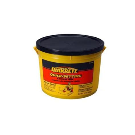 quikrete 10 lb setting cement 124011 the home depot