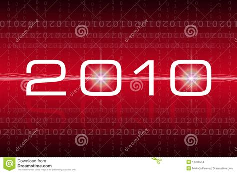 happy new year 2010 happy new year 2010 stock images image 11705544