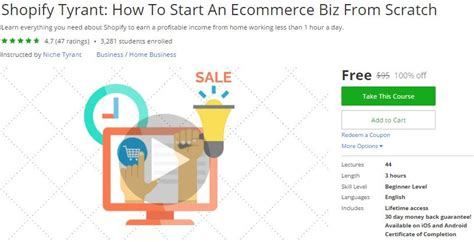 ecommerce shopify how to build a successful ecommerce business fba how to build a successful business books udemy coupon shopify tyrant how to start an ecommerce