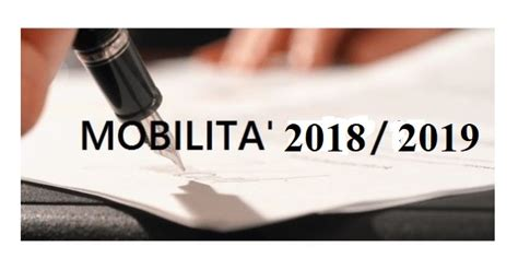 mobilit 224 dei docenti per il 2018 comunicato sta dei