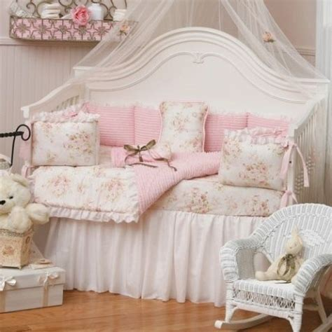 Shabby Chic Crib Bedding Sets 1000 Images About Nursery On Personalized Pillows Shabby Chic And Whale Nursery