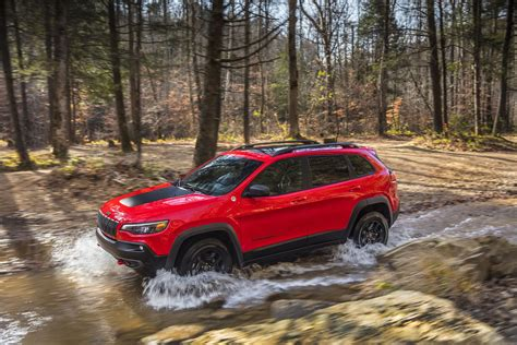 2019 Jeep Trailhawk by 2019 Jeep Gets Bigger 2 0l Turbo Packing 270 Hp