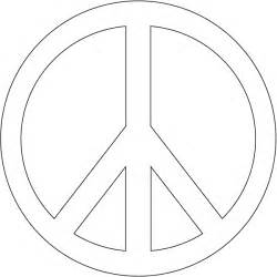 peace sign coloring pages peace sign coloring pages 016
