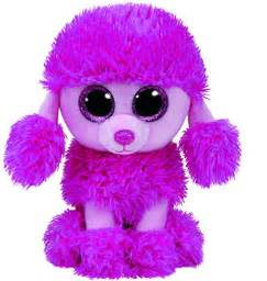 ty beanie boos patsy pink poodle dog 6 quot dealtrend