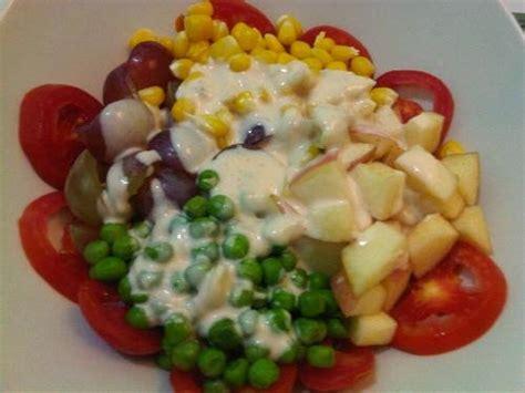 resep membuat salad buah segar resep salad buah dan sayur sehat segar