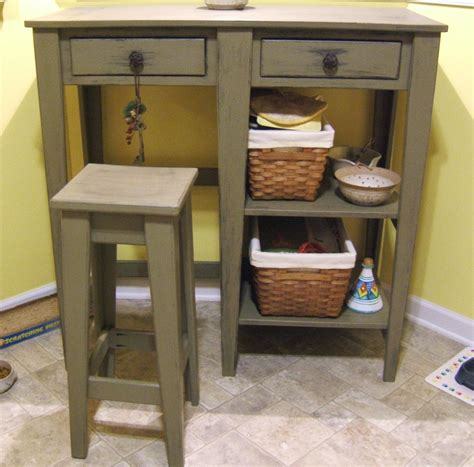Storage Kitchen Table by Custom Furniture Page 6