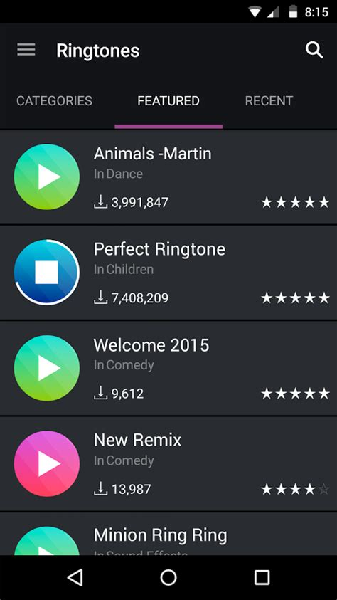 zedge ringtones wallpapers android - Zedge Ringtones For Android