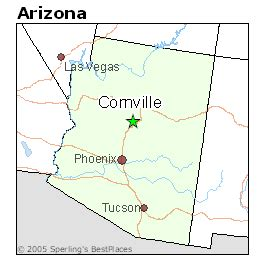 best places to live in cornville arizona