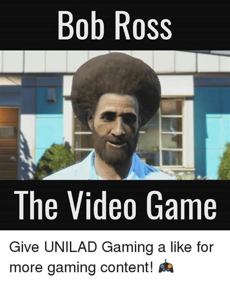 Bob Ross Meme - bob ross lol meme by moderation tester memedroid