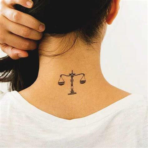 cute libra tattoos small libra tattoos designs and ideas for and