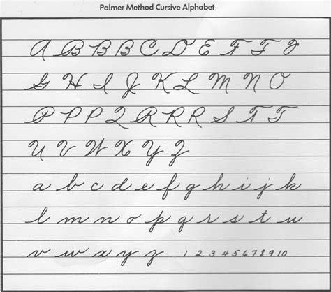cursive writing old english cursive handwriting hints