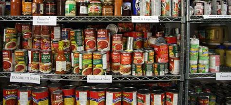 The Salvation Army Food Pantry by Grande Prairie Food Bank Use Up 30 Per Cent Grande