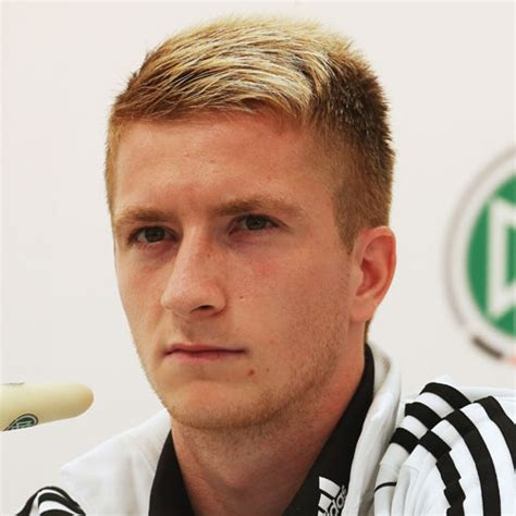 marco reus hair marco reus haircut